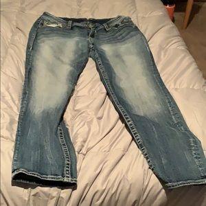 Vigoss boyfriend jeans. The Chelsea